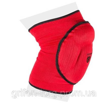 Наколенник Power System Elastic Knee Pad PS-6005 M Red, фото 2