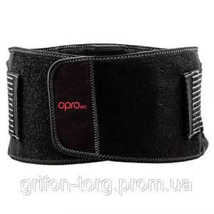 Пояс для поддержки спины OPROtec Adjustable Back Support S/M Black (TEC5752-SM/MD)