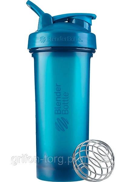 Шейкер спортивный BlenderBottle Classic Loop Pro 28oz/820ml Blue