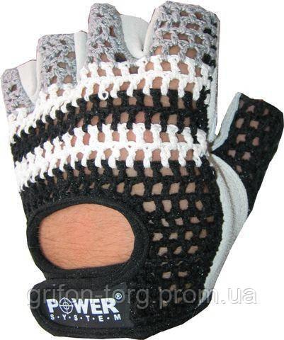 Перчатки для фитнеса и тяжелой атлетики Power System Basic PS-2100 XS
