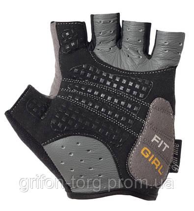 Перчатки для фитнеса и тяжелой атлетики Power System Fit Girl PS-2900 M Black/Red, фото 2