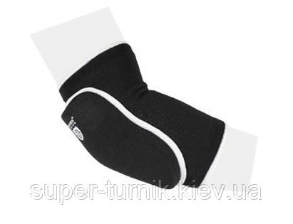Налокотники Power System Elastic Elbow Pad PS-6004 L Black, фото 2