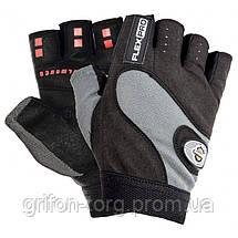 Перчатки для фитнеса и тяжелой атлетики Power System Flex Pro PS-2650 XXL Black, фото 3