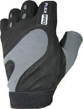 Перчатки для фитнеса и тяжелой атлетики Power System Flex Pro PS-2650 XXL Black, фото 2