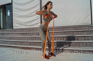 Перчатки для фитнеса и тяжелой атлетики Power System Pro Grip EVO PS-2250E S Red, фото 2