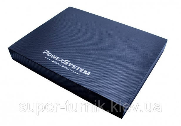 Мат балансировочный (платформа) Power System PS-4066 Balance Pad Physio Black, фото 2