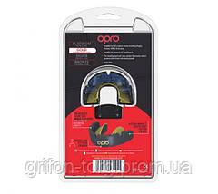 Капа OPRO Gold Braces Black/Goldl (art.002227005), фото 3
