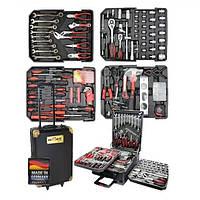 Набор инструментов DEUTSCHE Stahl 409 элементов. (Германия) BT409BLG, фото 1