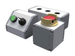 Корпус для кнопок 22 мм