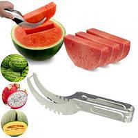 Нож для нарезания арбуза, дыни Angurello Genietti Стальной
