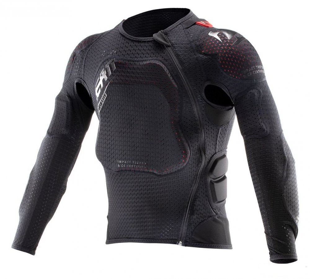 Защита тела LEATT BODY PROTECTOR 3DF AIRFIT LITE black
