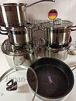 Набор посуды Edenberg EB-4048  12 предметов