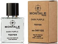 MONTALE Dark Purple edp Тестер 50 мл концентрат