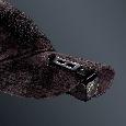 Сверхмощный наключный фонарь с OLED дисплеем Nitecore TUP серый, фото 9