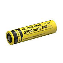 Літієвий акумулятор 18650 Li-Ion Nitecore NL188 (3200mAh)