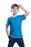 Детские футболки однотонные унисекс в розницу, фото 4