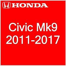 Honda Civic Mk9 2011-2017