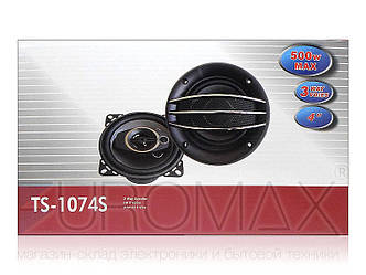 Автодинамики 10см 50Вт 10шт TS-1074S