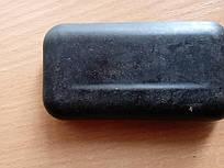 Уплотнитель кронштейна бампера левый (пр-во ВРТ)