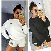 Женский костюм Nike  №946 sil