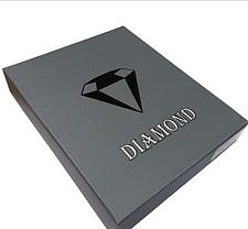 Ключница Tony Perotti кожаная Diamante 2005 nero черный, фото 2