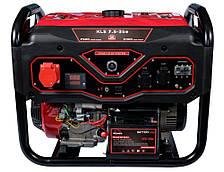 Генератор бензиновый трёхфазный Vitals Master KLS 7.5-3be(8 кВт, эл. стартер)