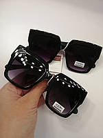 Очки женские, солнцезащитные очки черные 2020
