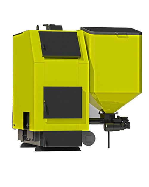 Промышленный твердотопливный котел Kronas Combi PROM 97 кВт