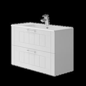 Тумба консольная с умывальником Ювента Оскар Osc-80