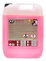 Жидкость охлаждающая K2 KULER LONG LIFE -35 °C красная 20 кг (W406C)