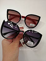 Очки женские, солнцезащитные очки с блестками  2020