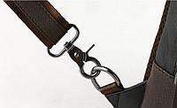 Мужская кожаная сумка. Модель 61381, фото 10