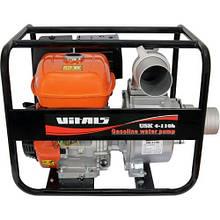 Мотопомпа бензинова Vitals USK 4-110b