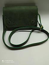Шкіряні жіночі сумочки