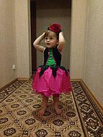 Прокат платья Розочка