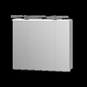 Зеркальный шкаф Ювента Оскар OscMC-80 с Led подсветкой