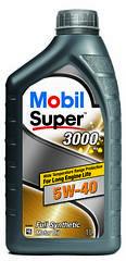 Масло моторное Mobil Super 3000  1L