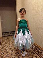 Прокат карнавального костюма Подснежник. Платье для фотосессии Подснежник.