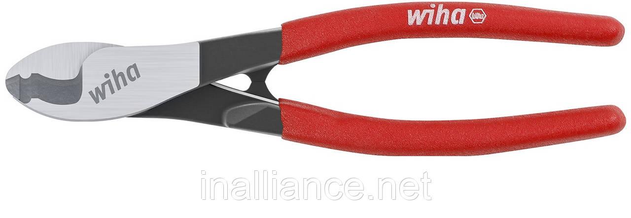 Кабелерезы 180 мм с открывающей пружиной Classic Wiha 43538