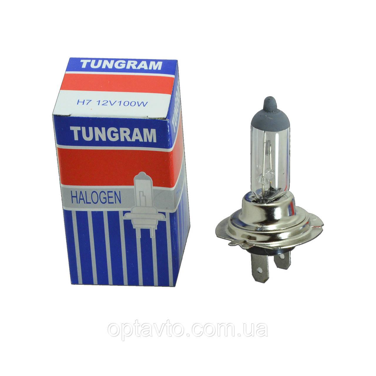 Легкова H7 12V 100W Лампа TUNGRAM Strong Ligt