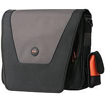 "Сумка для ноутбука 14"" PORTO G302 Black / Grey (G302)"