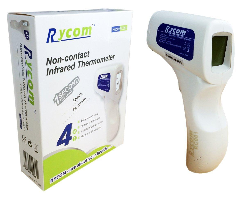 Термометр бесконтактный инфракрасный  Berrcom JXB-178
