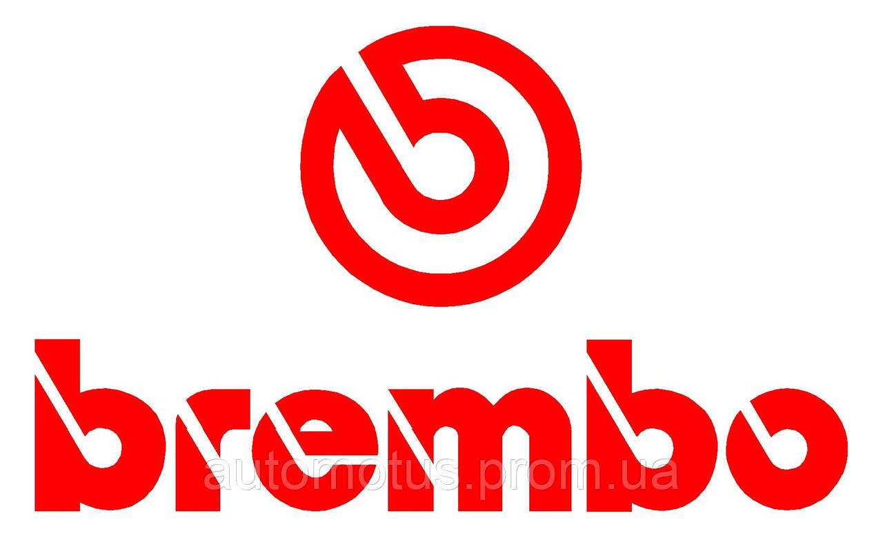 Тормозная жидкость BREMBO  Dot-4 , 0,25л