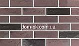 Клинкер гибкий на сетке для облицовки фасада, Лофт, цвет 17 ригель лофт 3 мм, фото 3