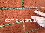Клинкер гибкий на сетке для облицовки фасада, Лофт, цвет 17 ригель лофт 3 мм, фото 5