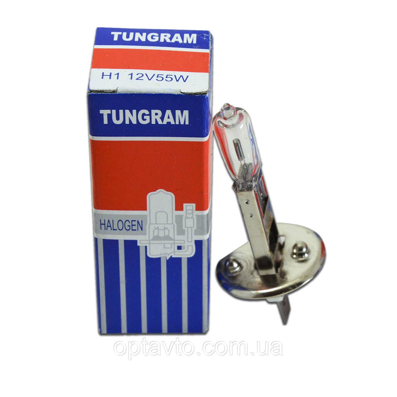 Легковая H1 12V 55W  Лампа TUNGRAM Strong Ligt