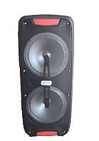Портативная акустическая система Lige - 2803 Bluetooth-динамик с FM + Пульт ДУ 60 Вт,