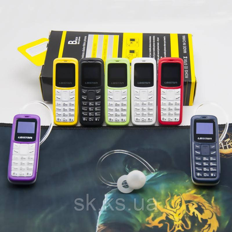 BM 30 - bluetooth міні телефон
