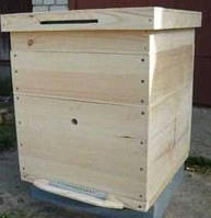 Вулик однокорпусний 12 рамок (300 мм) Улей однокорпусный 12-ти рамочный (300 мм)