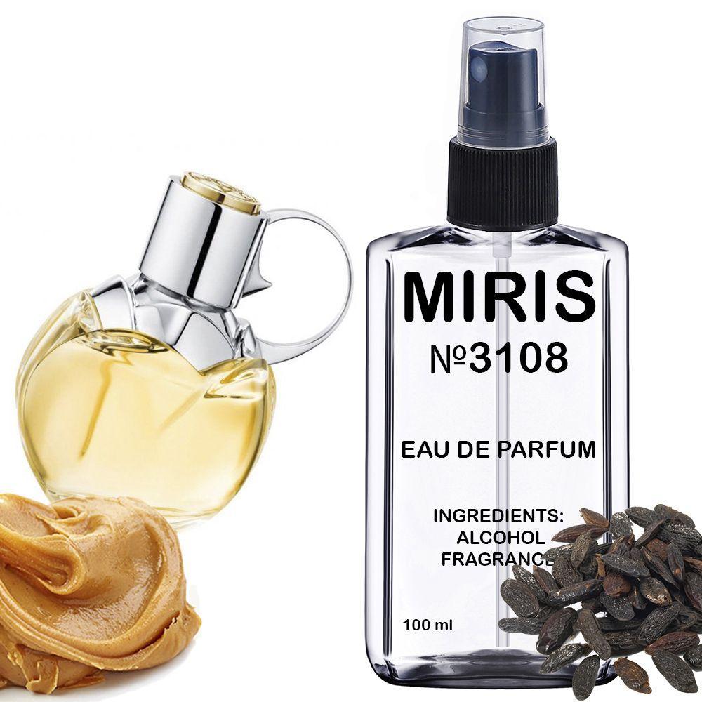 Духи MIRIS №3108 (аромат схожий на Azzaro Wanted Girl) Жіночі 100 ml